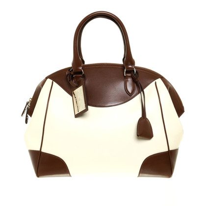Ralph Lauren Handtasche in Bicolor