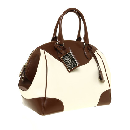 Ralph Lauren Handbag in bicolor