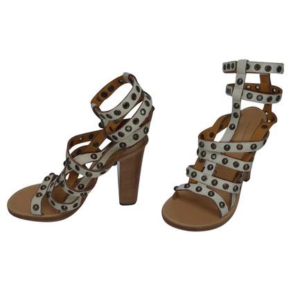 Isabel Marant Isabel marant studded sandals LUCIE