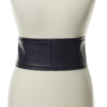 Escada Leather waist belt