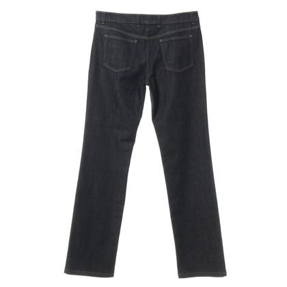 Escada Jeans mit Paillettenapplikation