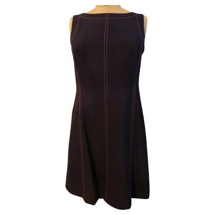 Laurèl Blue shift jurk