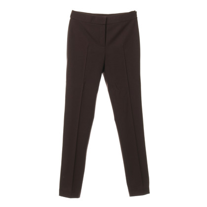 Akris Trousers with creases in Bordeaux