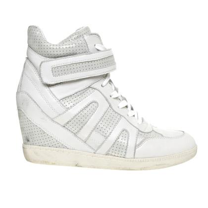 Ash Sneaker mit Keilabsatz