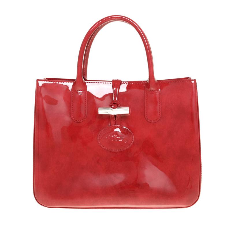 Longchamp Rot Gebraucht