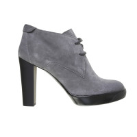 Hogan Ankle boots suede