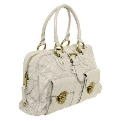 Marc Jacobs Hand bag in cream-grey