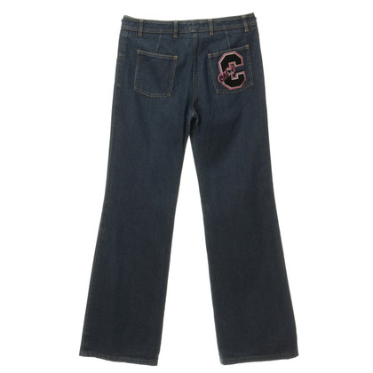 """Chloé Jeans """"Al'encre"""" con Aufrdruck"""