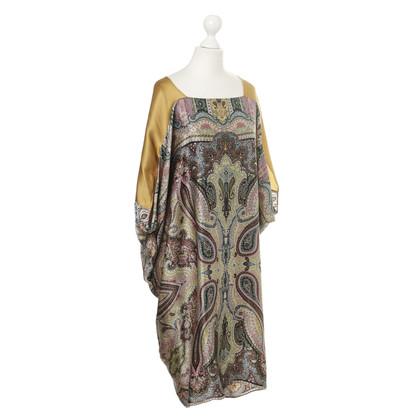 Day Birger & Mikkelsen Silk dress with pattern
