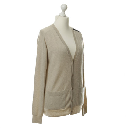 "By Malene Birger Gebreid vest in ""Cashmere"""