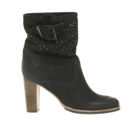 Other Designer Ankle boots with Rhinestone