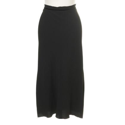 Hugo Boss skirt with velvet Ribbon