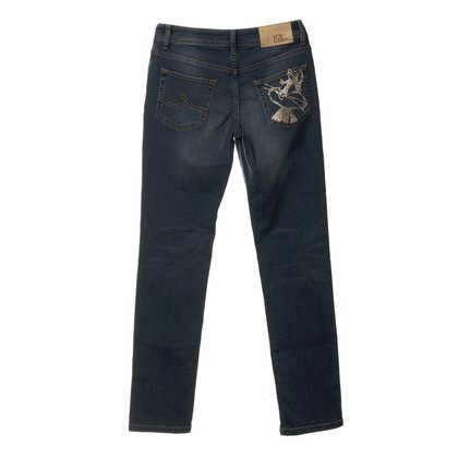 Iceberg Jeans with Pocket ornament