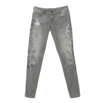 Just Cavalli Jeans mit Stickerei