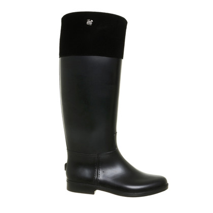 Navyboot Rubber boots in black
