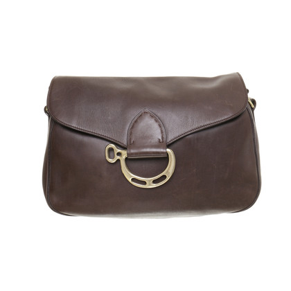 Ralph Lauren Handtas in Brown