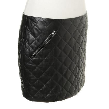 Diane von Furstenberg In pelle mini quilt pattern