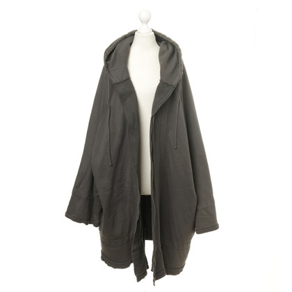 Haider Ackermann Coat Cape style