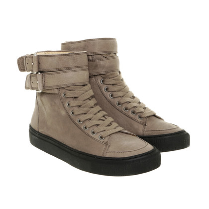 Damir Doma High-Top Sneaker in Beige