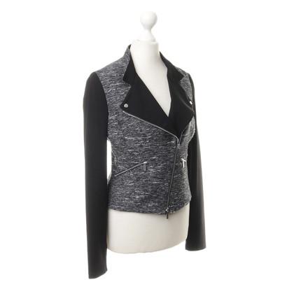 Karen Millen Giacca in grigio e nero