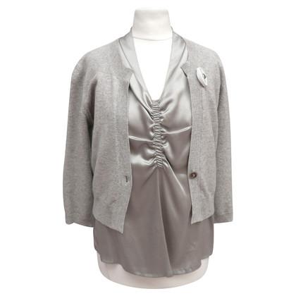 Fabiana Filippi Jacket with blouse