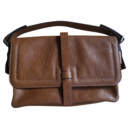 Costume National Lederclutch
