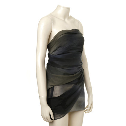 Haider Ackermann Silk wrap dress