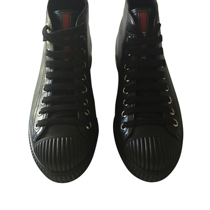 Prada Ankle high sneaker