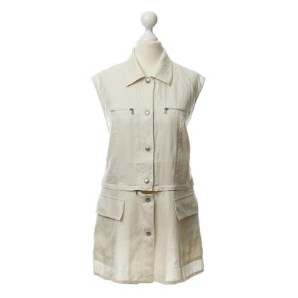 Marc Cain Vest with zipper details