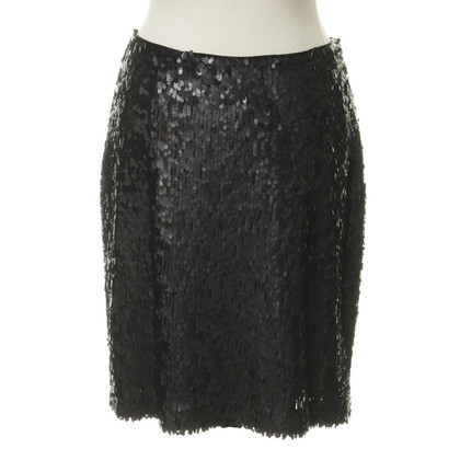 Cinque skirt with sequins