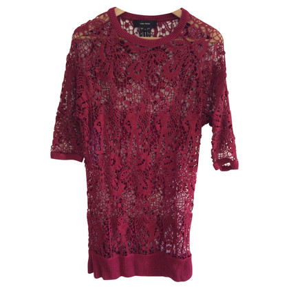 Isabel Marant Top crochet optics