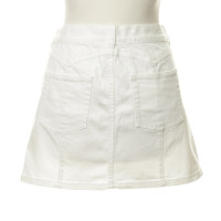 Armani Jeans skirt in white