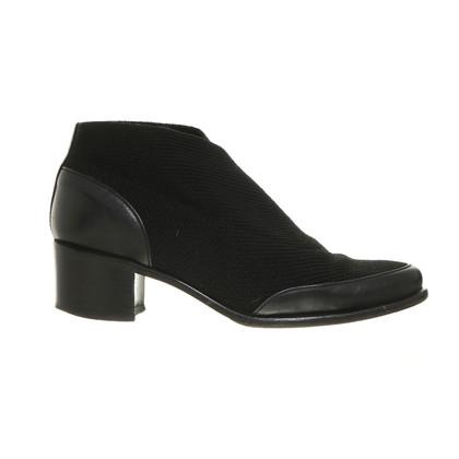 Walter Steiger Ankle boot in black