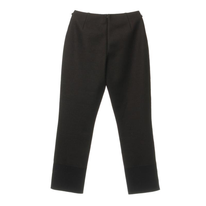 Hose aus filz