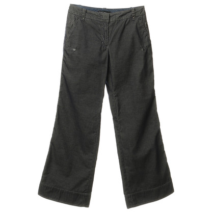 Marc Cain Changeant corduroy pants