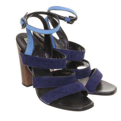 Paul Smith Sandalen blauw