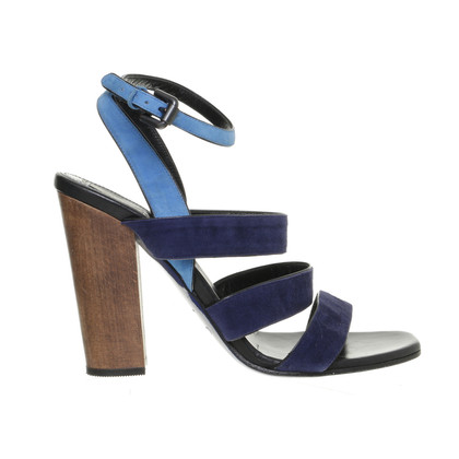 Paul Smith Sandals blue