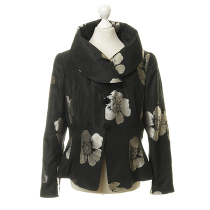 Armani Collezioni Jacket with flower pattern