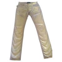 Zadig & Voltaire Jeans mit Goldschimmer