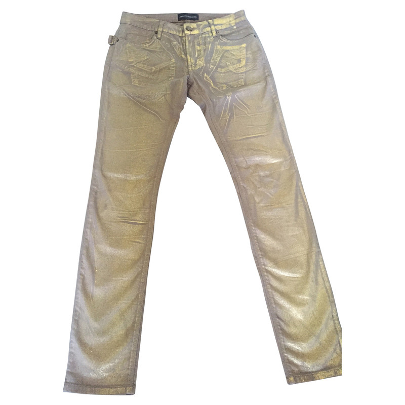 Zadig & Voltaire Jeans with gold shimmer