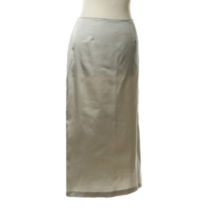 D&G skirt with silver shimmer