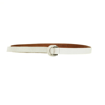 Filippa K Belt in off-white
