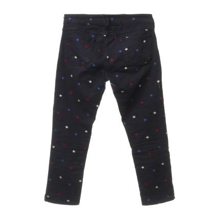 Isabel Marant Etoile Jeans con le stelle
