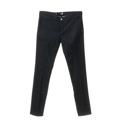 Moschino Jeans met zip detail