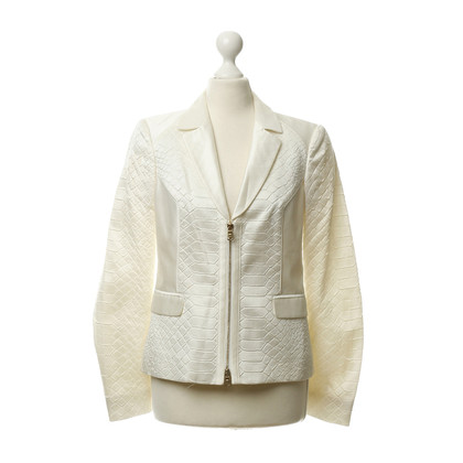 Versace Blazer with shed structure