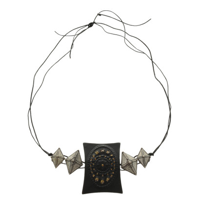 Jean Paul Gaultier Ensemble van ketting en ring