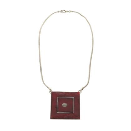 Jean Paul Gaultier Mirror necklace