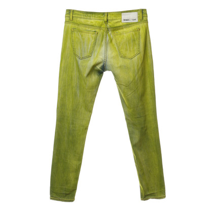"Rich & Royal ""Skinny"" in neon-green"