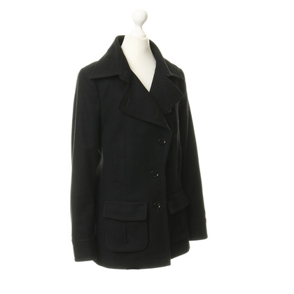 Drykorn Caban jacket in black