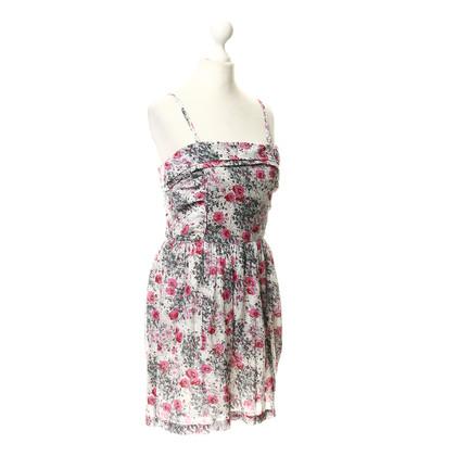 Comptoir des Cotonniers Kleid mit Blumen-Print